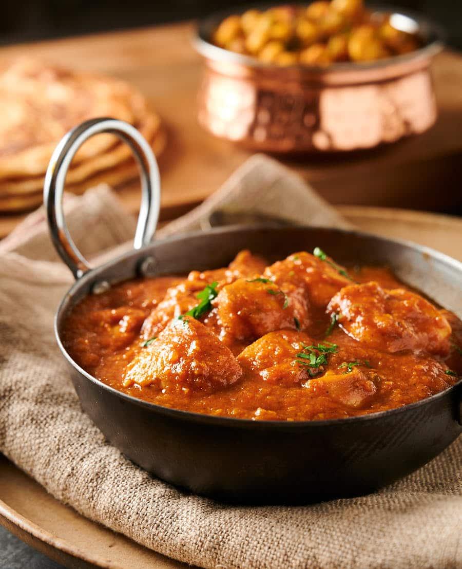 Chicken dhansak recipe