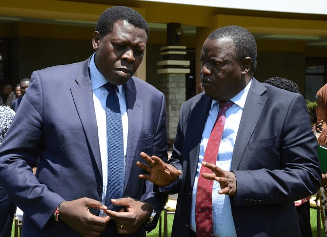 COVID-19 enters Devolution Ministry, halts department operations after 18 tested positive