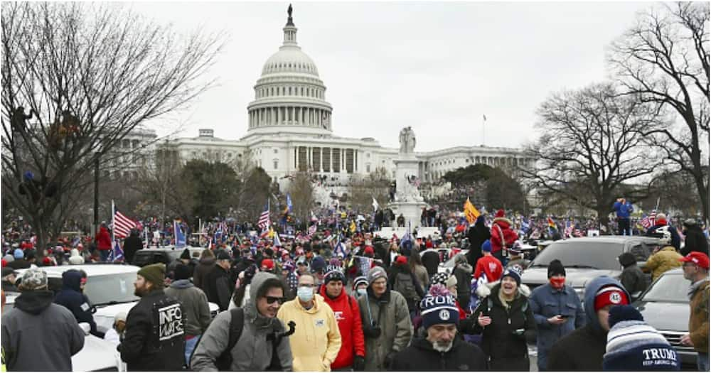US Capitol siege: World leaders, diplomats condemn post-election riots in America
