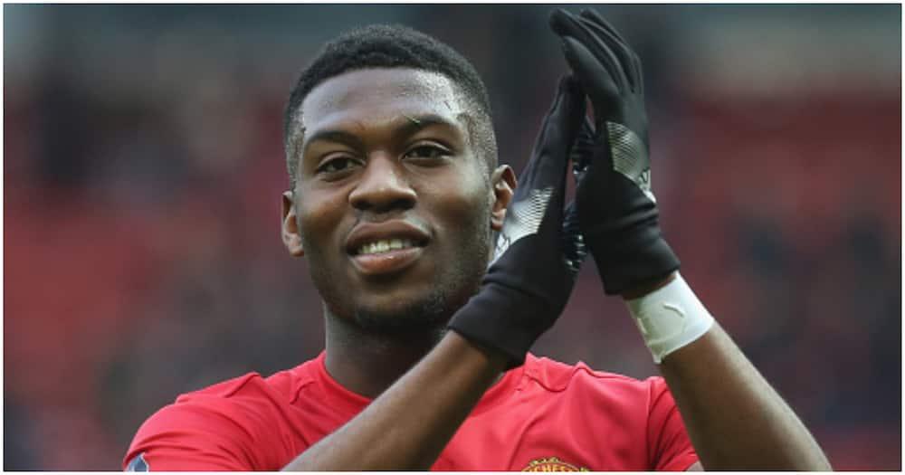 Timothy Fosu Mensah: Man United defender leaves Old Trafford