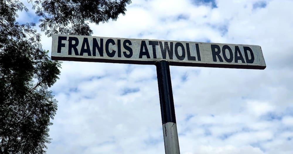 Francis Atwoli.