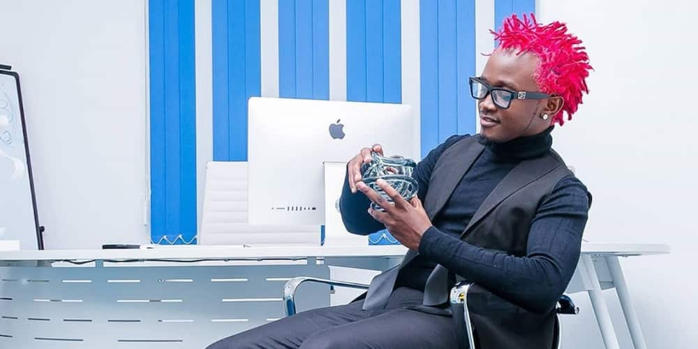 Bahati noted that most secular musicians are closer to God than many gospel artists.