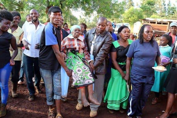 Familia ya ajuza mwenye umri wa miaka 133 yataka atajwe kuwa mtu mkongwe zaidi duniani