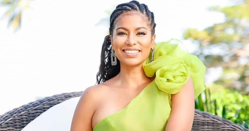 Julie Gichuru Hilariously Reacts to Daughter Calling Her Dramatic After She Complained About Not Seeing Her