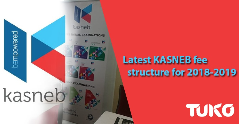 KASNEB fee structure