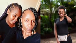 Teacher Wanjiku Celebrates Beautiful Daughter as She Turns 18, Discloses She Conceived Her at 19