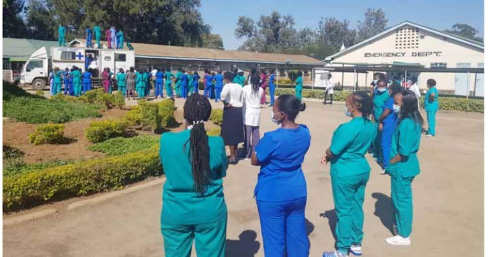 Nanyuki: 58-Year-Old Woman Dies Waiting for Treatment as Nurses Celebrate Colleague's Birthday