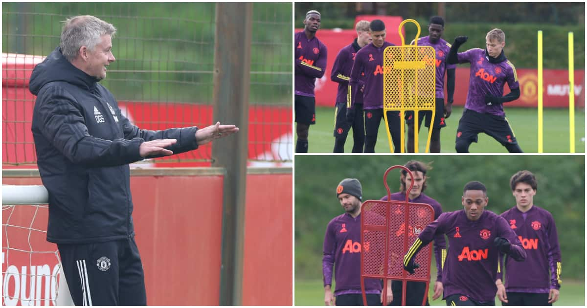 PSV vs Man United: Possible Red Devils' starting line in ...