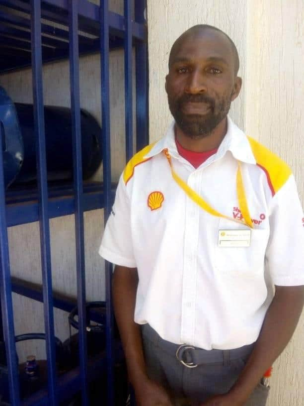 Limuru mum celebrates petrol station attendant who shielded her daughter at night
