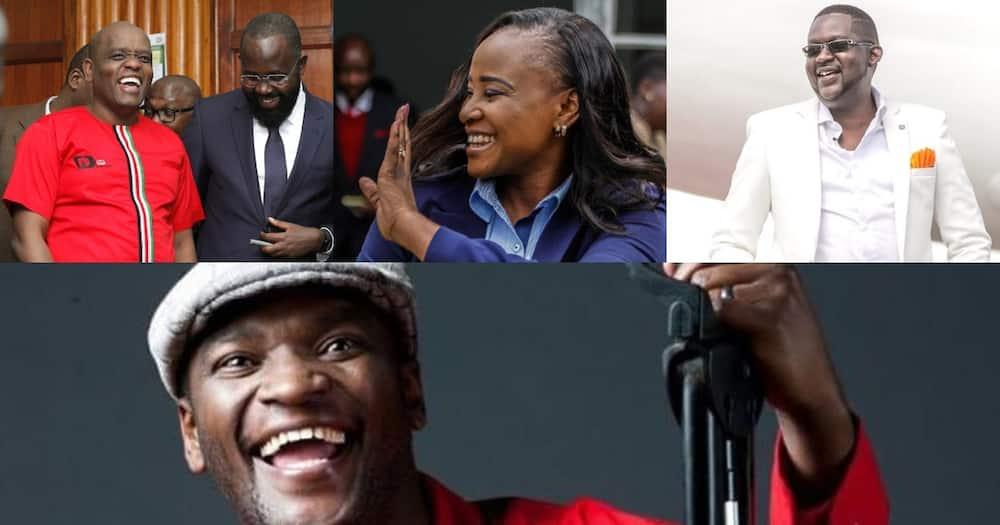 Picha 9 za watu maarufu nchini walipokuwa wadogo zitakazokuvunja mbavu