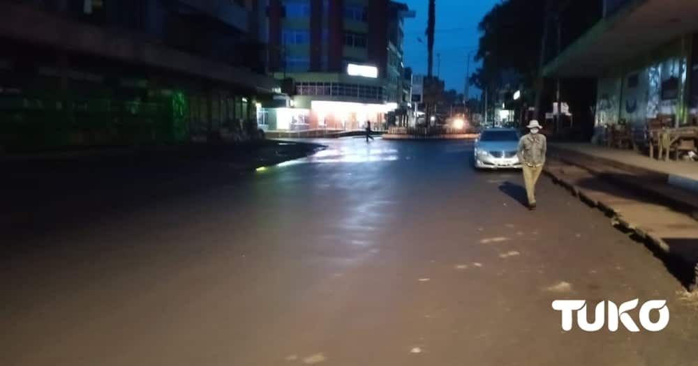 Kericho is one of the counties where a 7pm to 4am curfew has been imposed.
