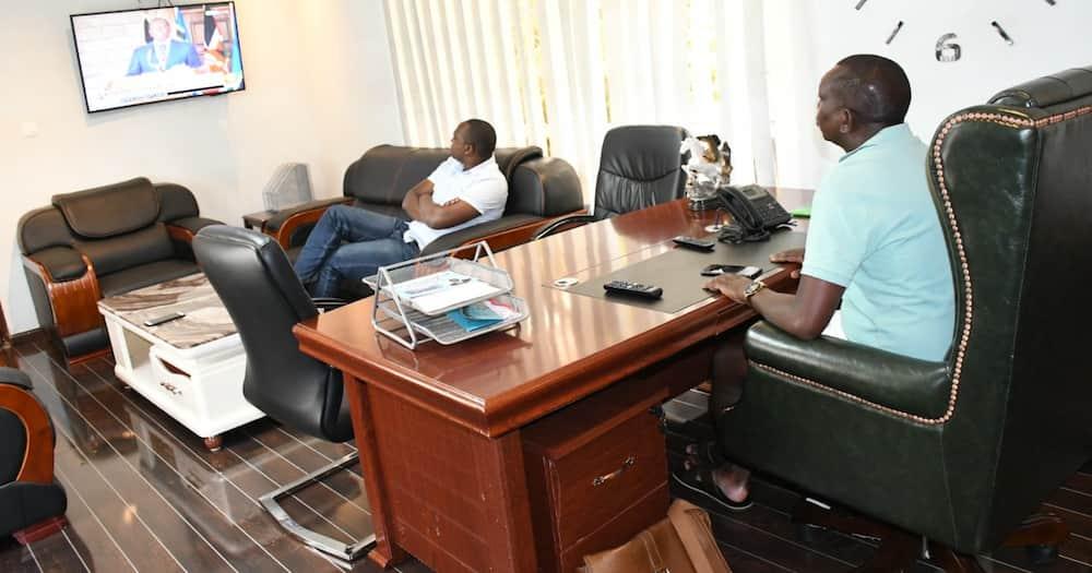 Oscar Sudi: Picha za nyumba yake ya kifahari mtaani Kapseret