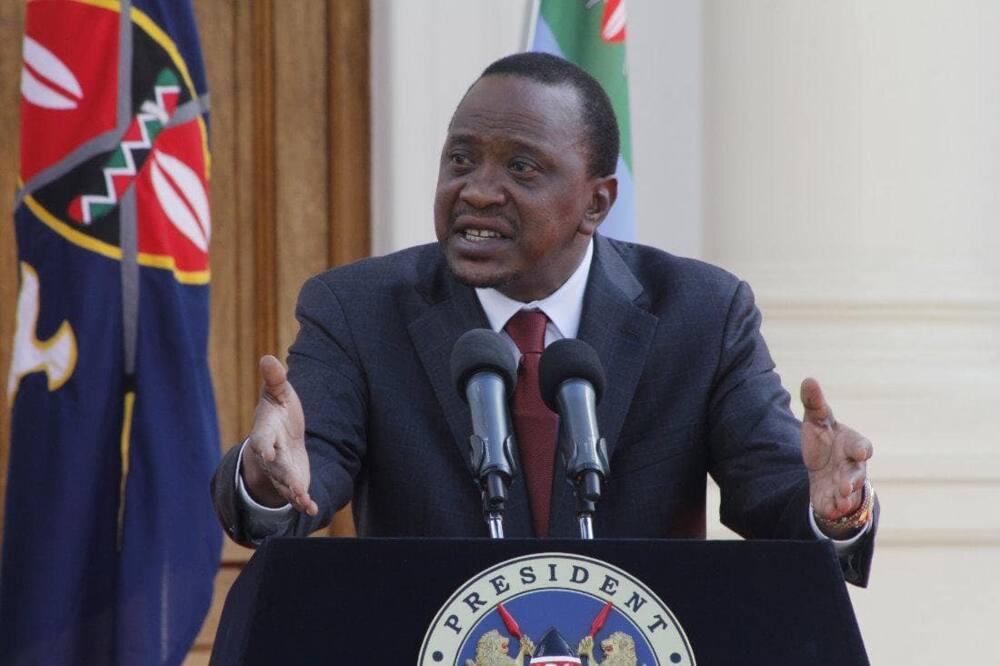 Tangatanga walazimu Ikulu kufutilia mkutano wa BBI, Uhuru achemka