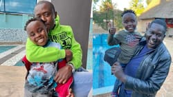 Where's the Mother of Your Son? Fans Pressure Maina Kageni to Unveil Her Identity