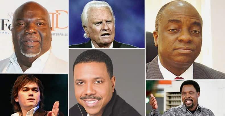 Top 15 richest pastors in the world in 2019 ▷ Tuko co ke