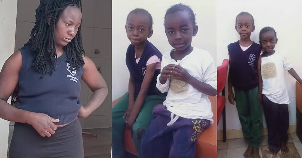 Update: Mentally Unstable Mom, 2 Daughters Rescued By Policewoman Reunite With Family