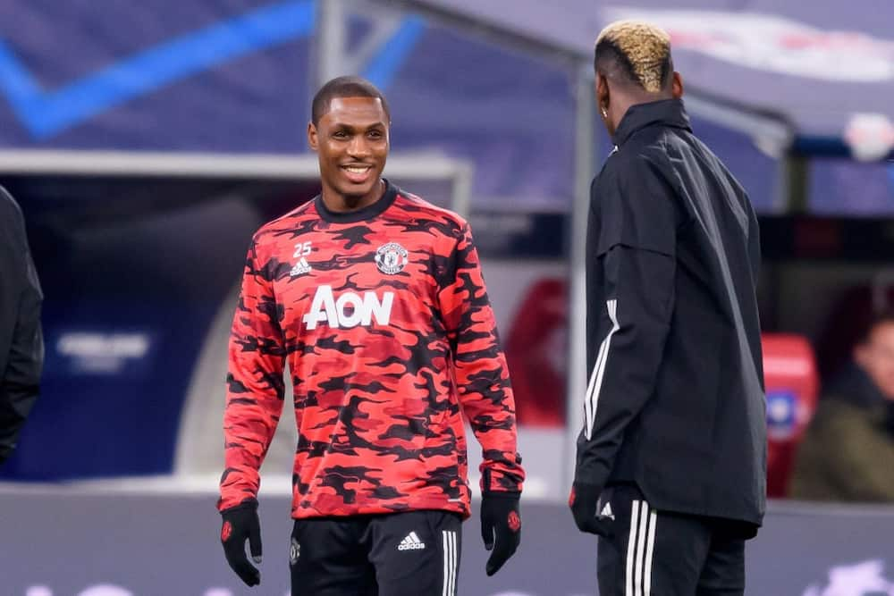 Super Eagles icon Ighalo says he is fulfilled despite playing just 4 games for Man United this season