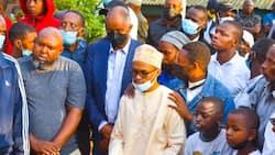 Badi Muhsin: Emotional Photos from KBC News Anchor's Burial