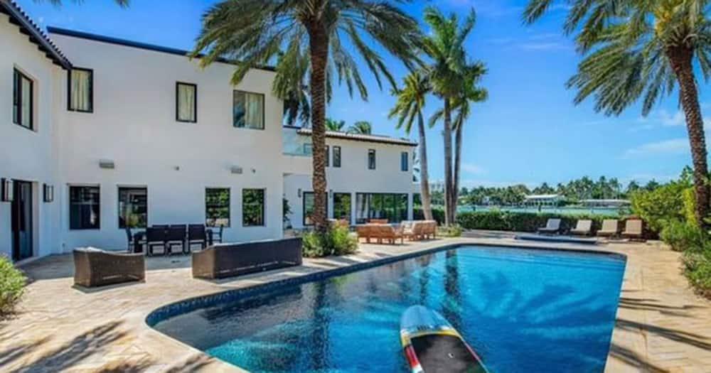Jennifer Lopez and Ben Affleck's house