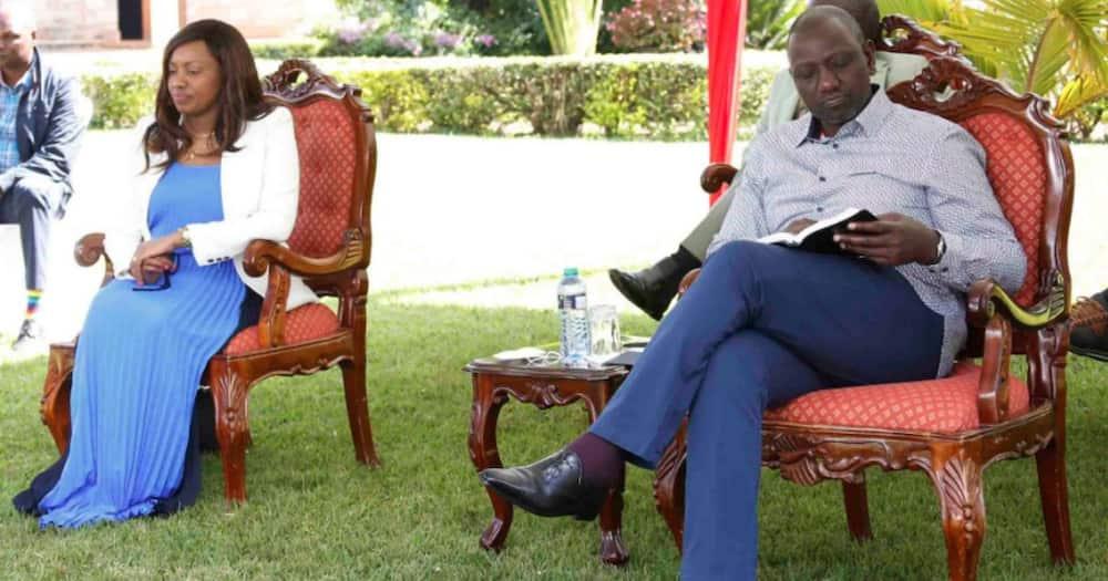 Vitisho vimekuwa vingi kwa viongozi, DP Ruto asema