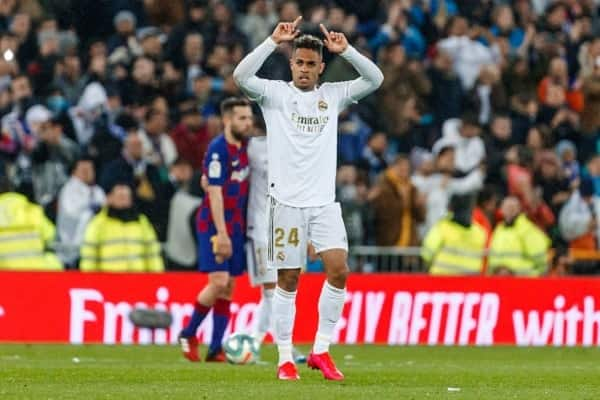 Mariano Diaz: Real Madrid star contracts coronavirus ahead of Man City clash