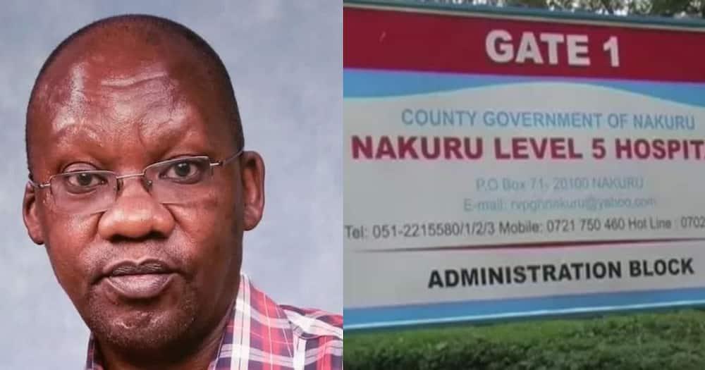 James Gakara was accused of killing his children.