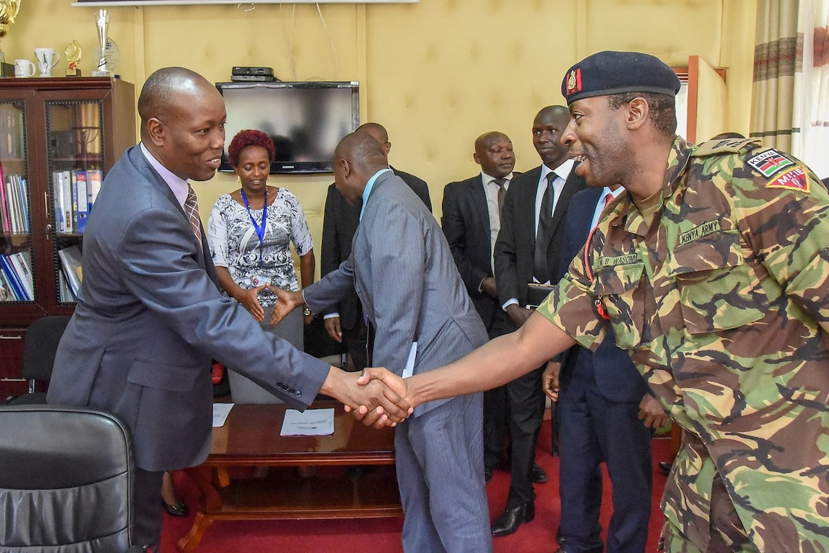 Nakuru military airstrip to be be expanded for civilian aircrafts by end of 2019