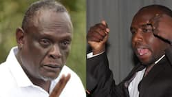 Murkomen blasts Murathe in coded bible message for dragging Ruto's name into KEMSA scandal