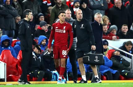 Liverpool's Premier League title hopes suffer blow as important player sustain horrific injury