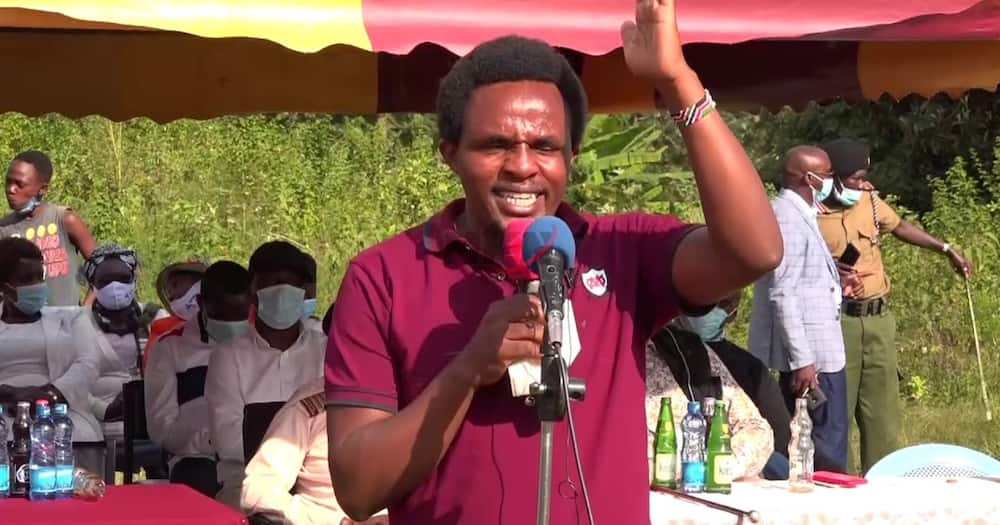 """Sports CAS Zack Kinuthia Blasts Kenyans Protesting Against IMF Loans: """"You Look Very Uncivilised"""""""