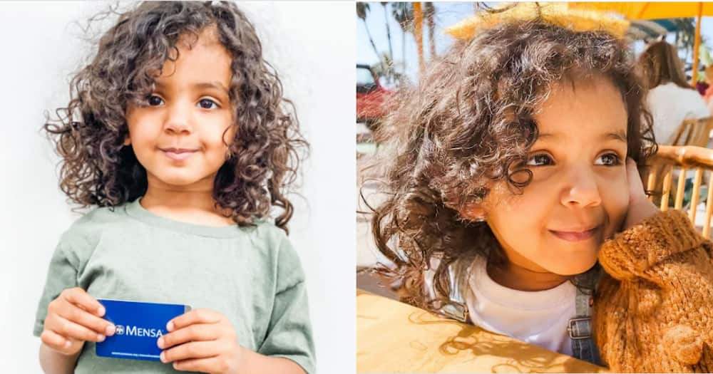 Kashe Quest: 2-Year-Old Girl With High IQ Becomes Youngest Mensa Member