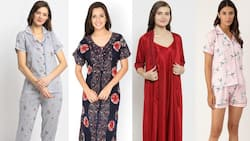 The 15 different types of nighties for every season in 2021