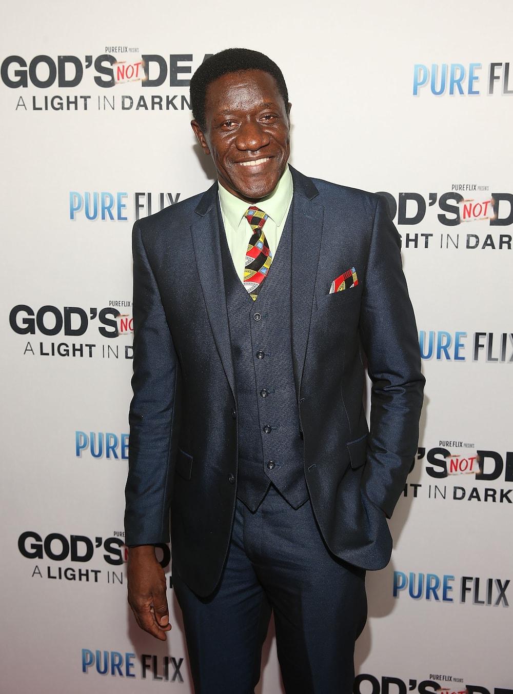 successful Kenyan actors in Hollywood