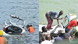 Winnie Achieng': Car plunges into Indian Ocean with woman, child on board
