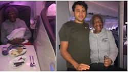 Kind Man Gives His First-Class Seat in Aeroplane to 88-Year-Old Woman, Fulfils Her Dreams