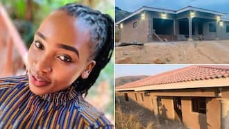 Daughter of the year: Young woman gifts parents a stunning mansion