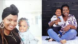 Jemutai Shows Off All Grown Daughter with Comedian Prof Hamo