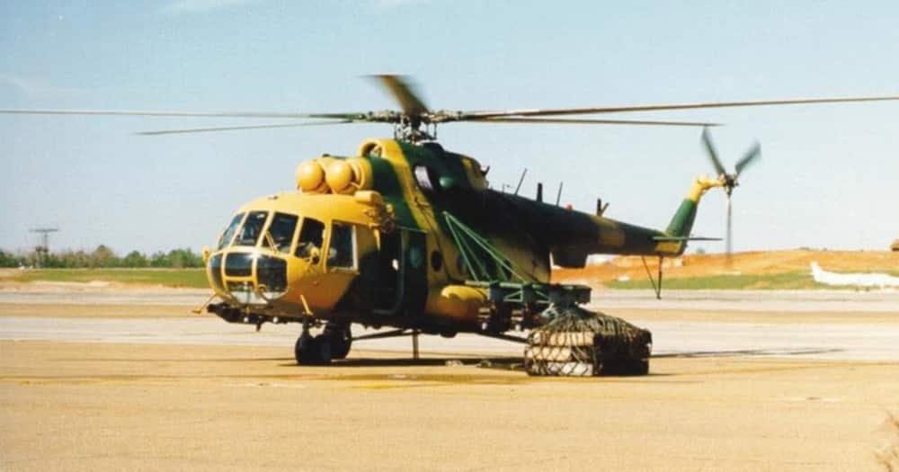Ngong: Features of 7.4 Tonne 17 Military Chopper That Crashed During Training Mission in Kajiado