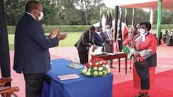 Court Declares Uhuru's Gazette Notice Placing Judiciary Under Executive Unconstitutional