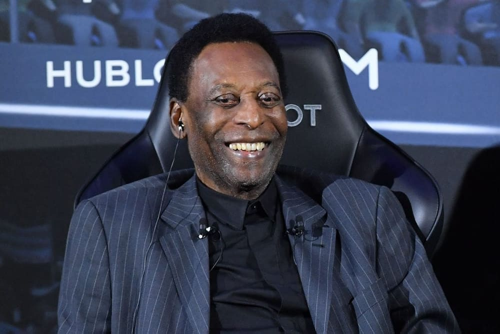 Pele denies changing his bio after Cristiano Ronaldo surpassed his goal-tally