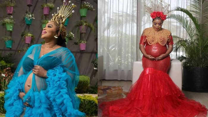 5 Magnificent Photos of Mwende Macharia Glowing During Her Pregnancy