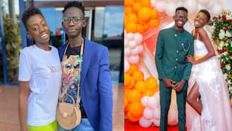 """Akothee's Daughter Rue Baby Says She's Single, Denies Claims She's Taken: """"Mnanichomea"""