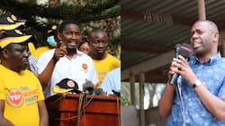 "Mwangi Kiunjuri Lashes out At Laikipia Senator John Kinyua for Being Ungrateful: ""I fed you"""