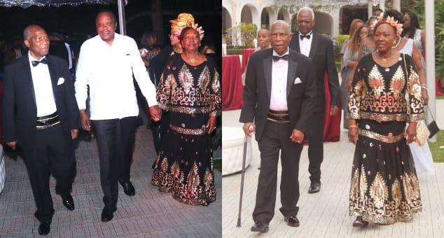 Senator Beth Mugo celebrates 61st wedding anniversary
