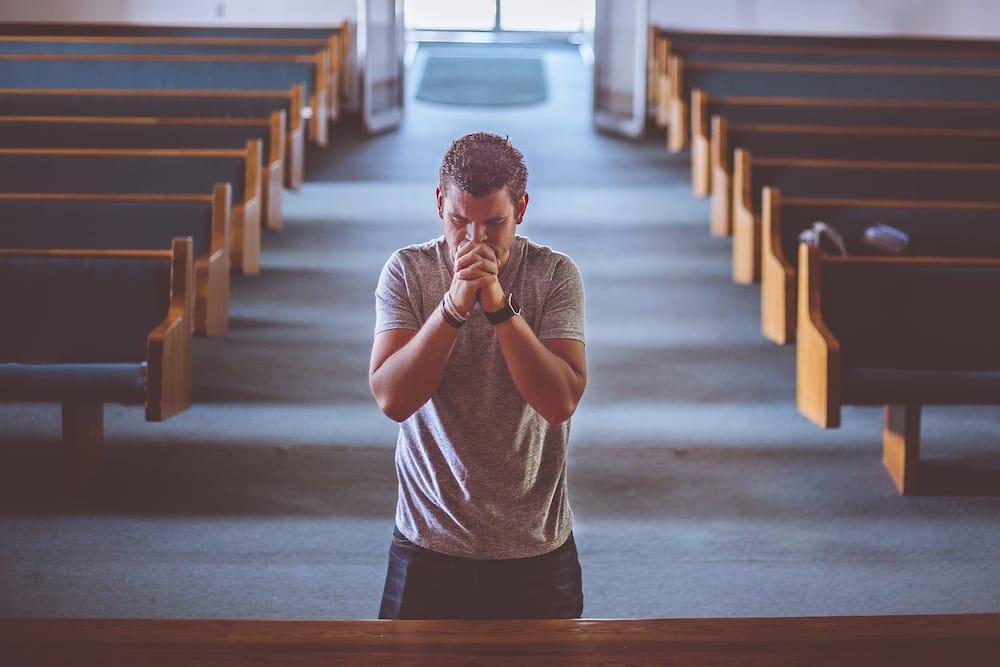 Prayer in time of sickness