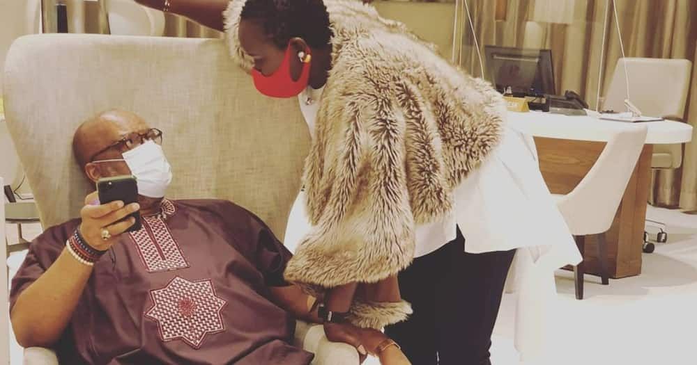 Emmy Kosgei gifts mum brand new ride after getting honorary degree