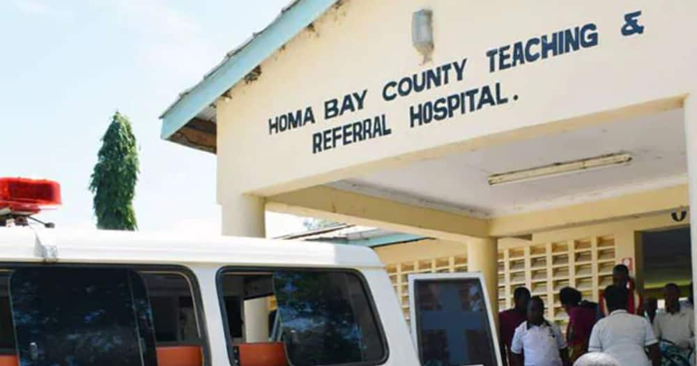 Homa Bay: Cleaners at County Referral Hospital Down Tools Over Delayed Payment