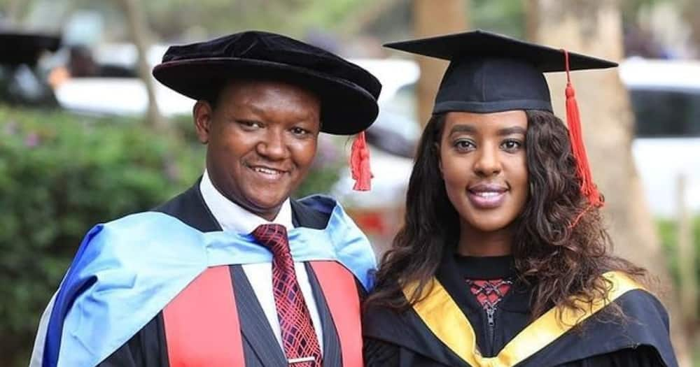 Alfred Mutua and Lilian Nganga broke up after nearly six years together.