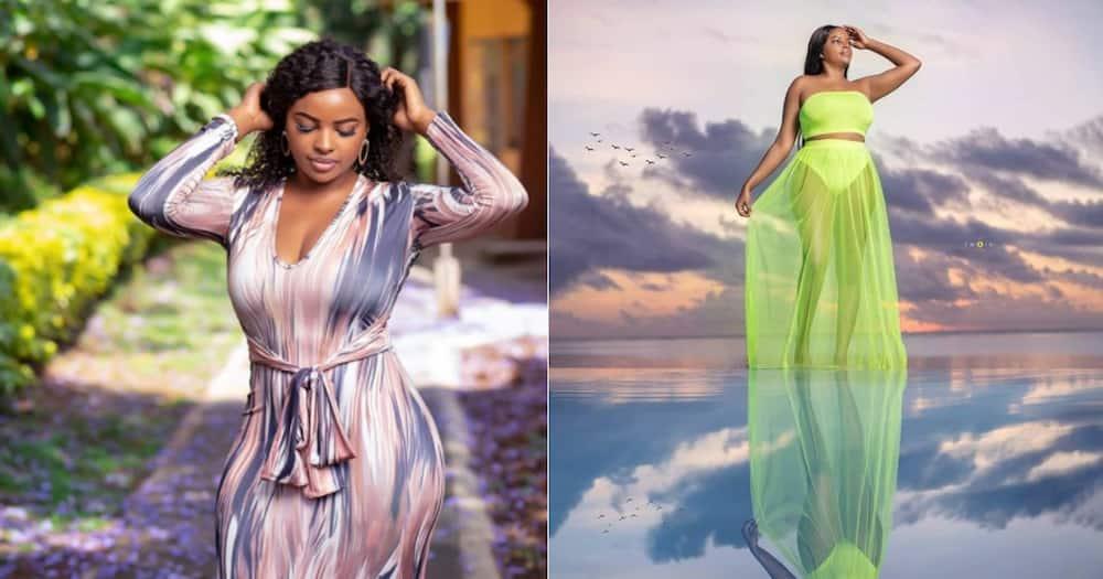 Muthoni Wa Mukiri Angered by People Who Criticised Her for Wearing Bikini