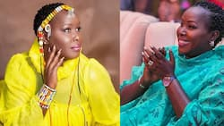 """Emmy Kosgei Says She Never Feels Pressured to Get Kids: """"I Don't Live with Expectations"""""""